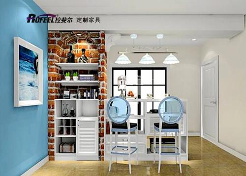 吧台酒柜如何设计?