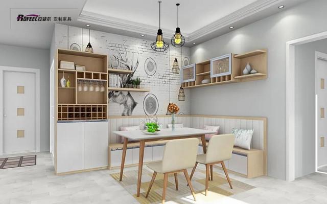 拉斐尔整体家具设计|2020年定制流行最新解读