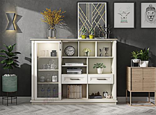 现代系列-装饰柜