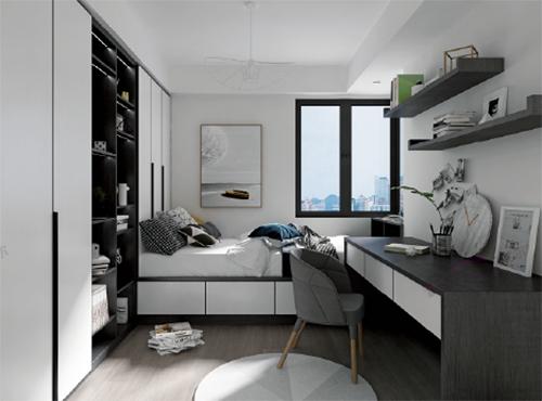 现代系列-卧室