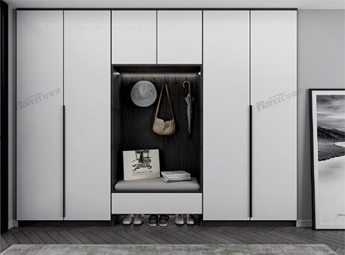极简系列-玄关柜