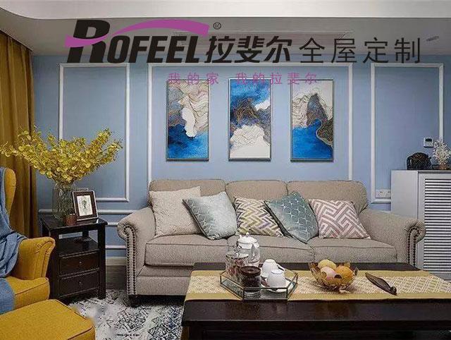 拉斐尔家具 | 这几种电视背景墙,颜值你get到了没?